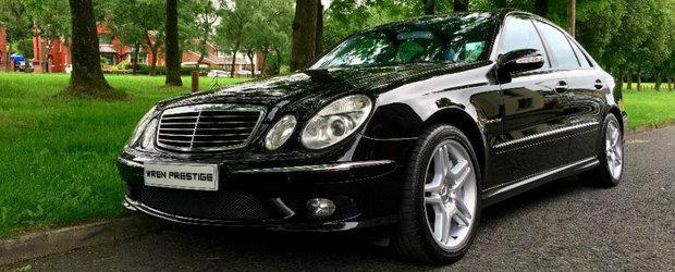 Asta este Mercedes-ul AMG care costa cat o Dacie ceva mai accesorizata. Partea buna este ca poate fi al tau