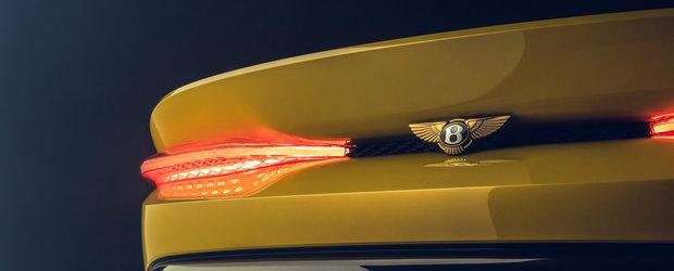 Asta este noua decapotabila de 1.7 milioane de euro de la Bentley. Toate cele 12 exemplare au fost deja rezervate