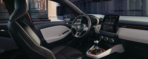 Asta este noua generatie CLIO! Cel mai bine vandut model RENAULT are acum un Smart Cockpit