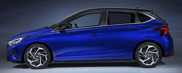 Asta este noua generatie Hyundai i20! Imaginile au ajuns mai devreme pe internet, spre nemultumirea asiaticilor