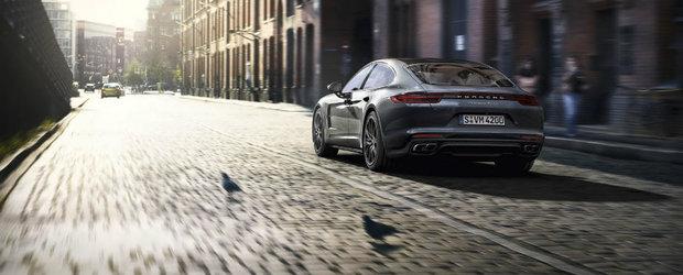 Asta este sistemul audio de pe noul Porsche Panamera care face cam cat o Dacia Sandero