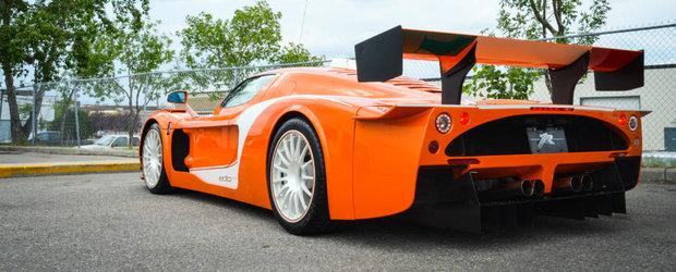 Asta este supercar-ul care iti va face pielea de gaina. Uite cu cat se da acest Maserati MC12 tunat de cei de la Edo Competition