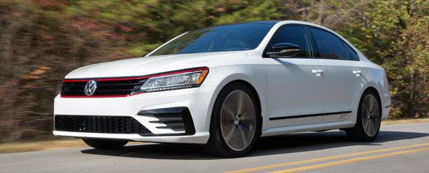 Asta este Volkswagen-ul pe care toata lumea l-ar vrea, dar numai americanii il vor primi