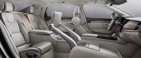 Asta este Volvo-ul care te va face sa uiti de orice Seria 7. Partea proasta este ca va fi produs in China