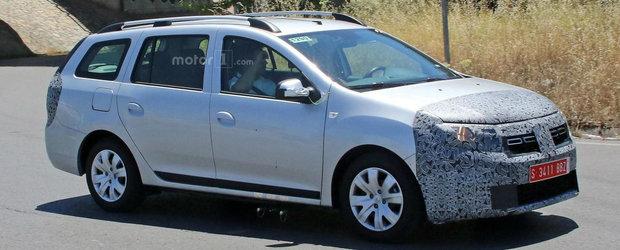 Asta-i momentul asteptat de toata lumea. Cum arata si cand se lanseaza noua Dacia Logan Facelift