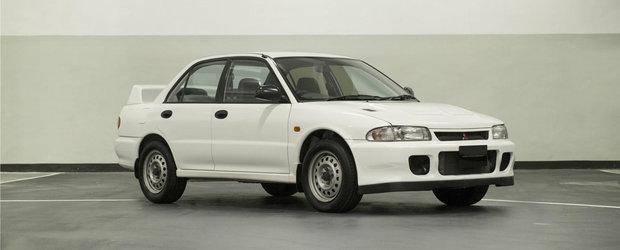 Asta-i sansa ta sa devii posesorul unuia dintre cele mai rare automobile japoneze ale planetei