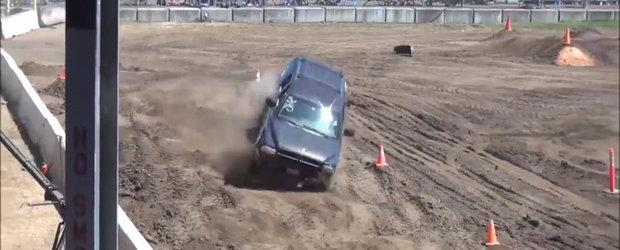Asta-i testul la care ar trebui supuse toate masinile inainte de a fi lansate pe piata