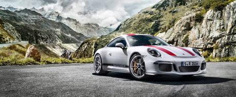 Asta inseamna sa fii purist convins. Sa ofertezi 1.2 milioane de euro pentru un Porsche 911R care costa de fapt 200.000 de euro