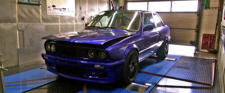 ASTA inseamna tuning extrem. Urmatorul BMW E30 are mai multa putere chiar si decat un Bugatti SS!
