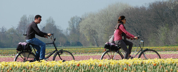 Asta primesti cand NU votezi aiurea. Olandezii inaugureaza 17 kilometri de pista de biciclete incalzita si racita