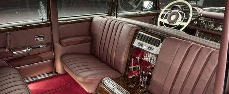 Asta reprezenta LUXUL SUPREM in urma cu 50 de ani. Azi se vinde mai scump decat un S-Class Pullman nou-nout