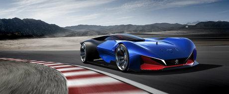 Asta trebuie sa fie cel mai rapid Peugeot lansat vreodata. Face suta in doar 2.5 secunde!