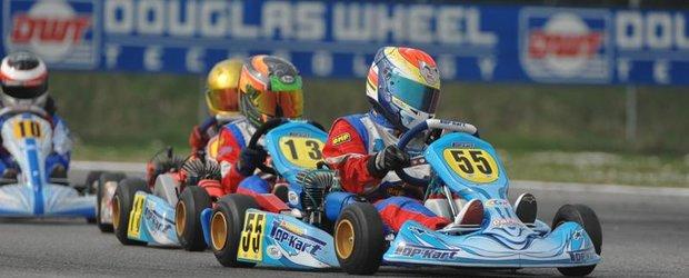 Astazi incepe oficial sezonul 2011 de karting - prima etapa din CNK are loc la Amckart 8-10 aprilie