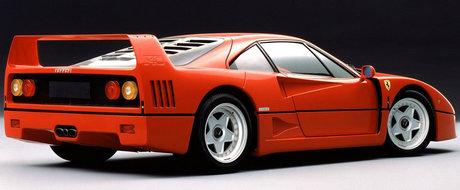 Astazi se implinesc 30 de ani de cand a fost lansata pe piata prima masina capabila sa depaseasca 320 km/h