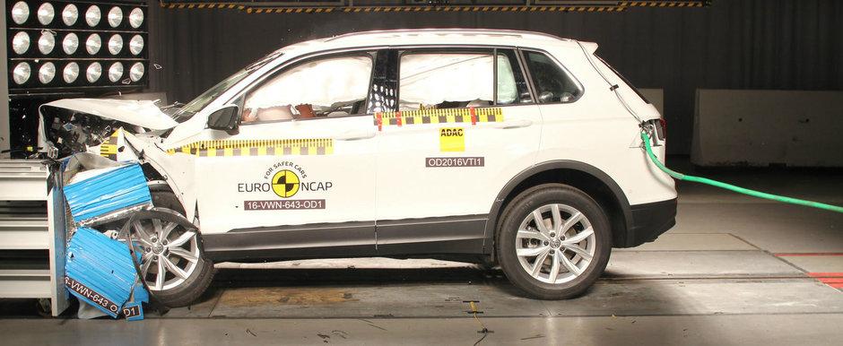 Astea sunt cele mai bune masini ale anului potrivit specialistilor de la Euro NCAP
