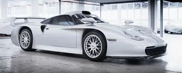 Astea sunt cele mai rare Porsche-uri care au vazut vreodata lumina zilei