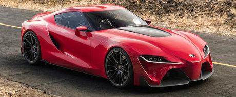 Astea sunt primele informatii oficiale despre noua Toyota Supra. Uite cand se va lansa si in ce va consta viitoarea sportiva japoneza