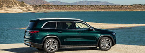 Asteptarea a luat sfarsit. Acesta este noul GLS, cel mai mare si luxos SUV din istoria Mercedes-Benz