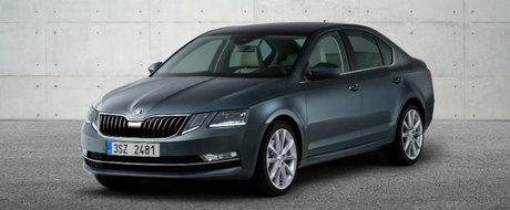 Asteptarea a luat sfarsit. Skoda lanseaza Octavia facelift, cu noutati subtile si faruri de Mercedes