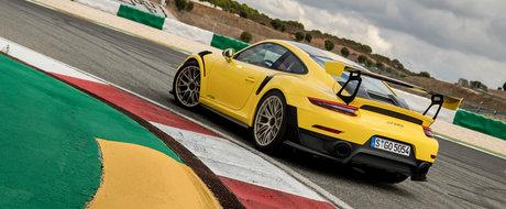Asteptau sa primeasca noul Porsche 911 GT2 RS. Masinile lor sunt acum pe fundul Oceanului