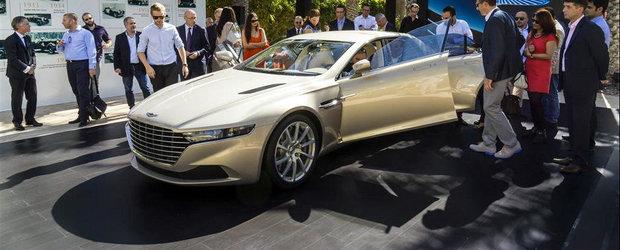 Aston a dezvaluit pretul noului Lagonda Taraf. Modelul costa o avere si jumatate