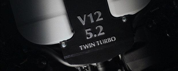 Aston Martin anunta un V12 Twin-Turbo de 5.2 litri