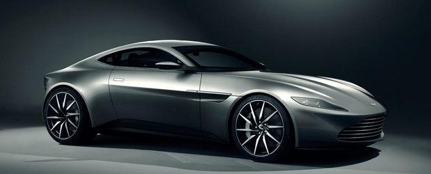Aston Martin DB10 - masina viitoare a lui James Bond
