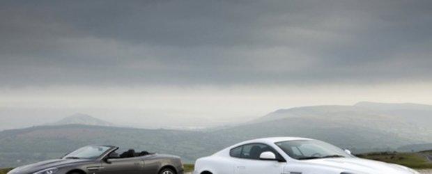 Aston Martin DB9 se pregateste de vacanta - Facelift pentru coupe-ul britanic