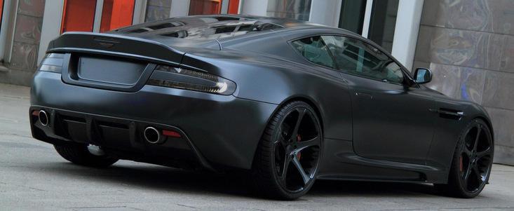 Aston Martin DBS by Anderson Germany - Tuning pentru agentul DBS