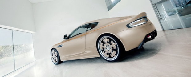 Aston Martin DBS by Graf Weckerle - Supercar ridicat la rang de Sir!