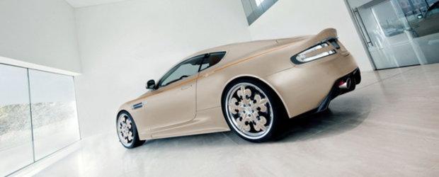 Aston Martin DBS by Graf Weckerle - Supercar ridicat la rang de Sir!