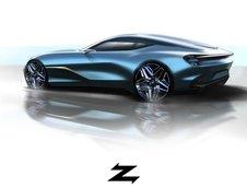 Aston Martin DBS GT Zagato - Schite