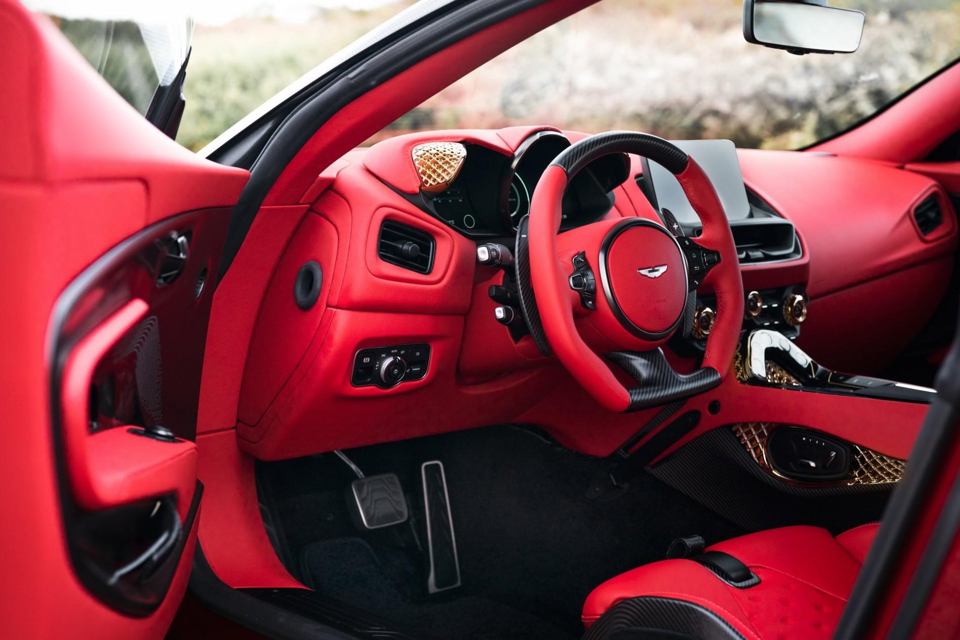 Aston Martin DBS GT Zagato - Aston Martin DBS GT Zagato