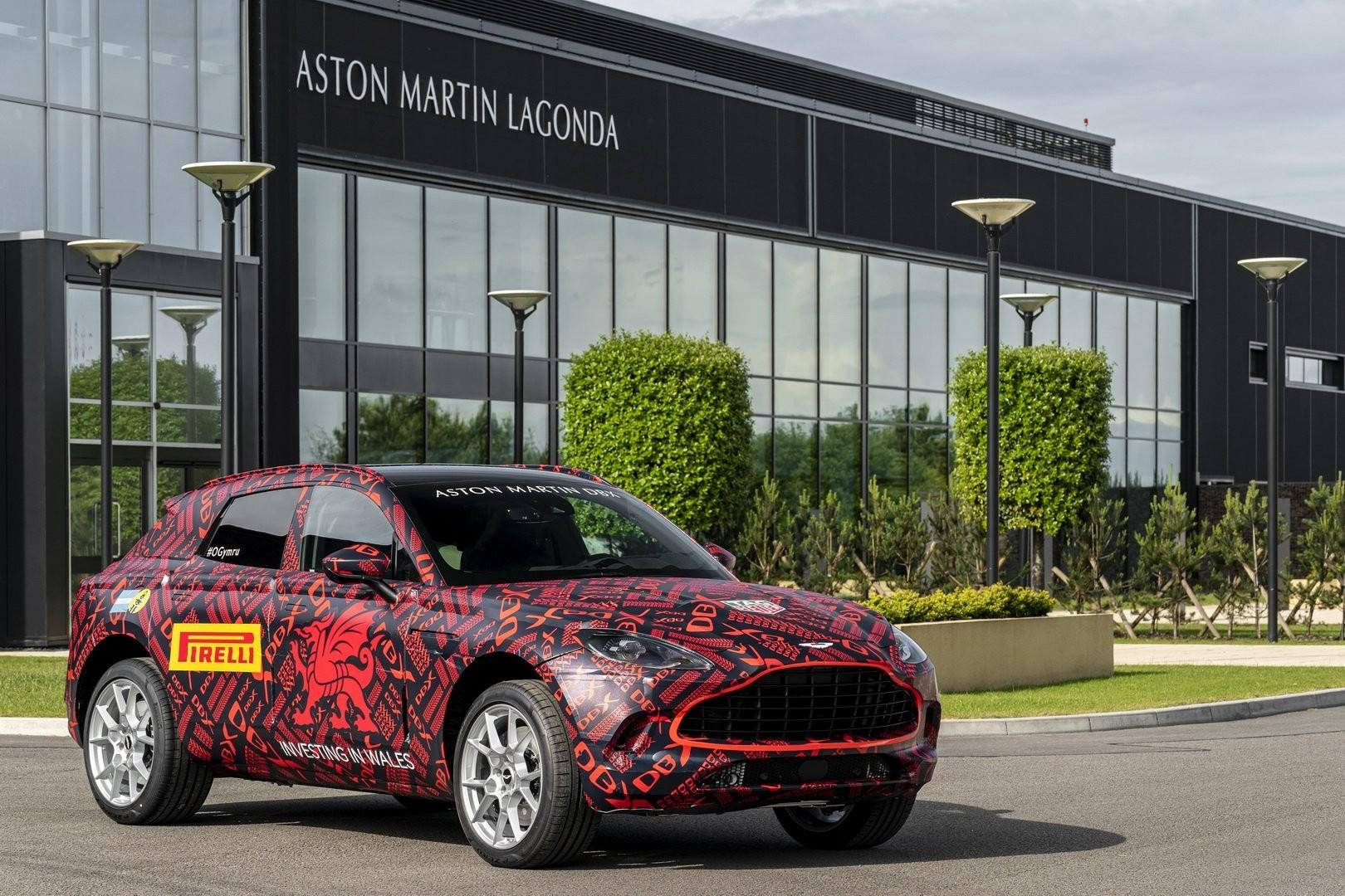 Aston Martin DBX - Aston Martin DBX