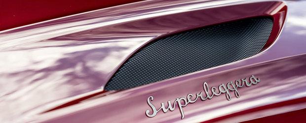 Aston Martin dezgroapa numele Superlegerra pentru succesorul lui Vanquish. Cati cai va avea acesta