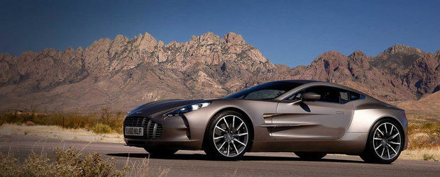 Aston Martin este de vanzare