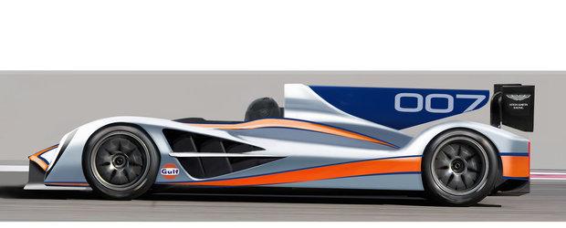 Aston Martin isi prezina concurentul pentru campionatul Le Mans