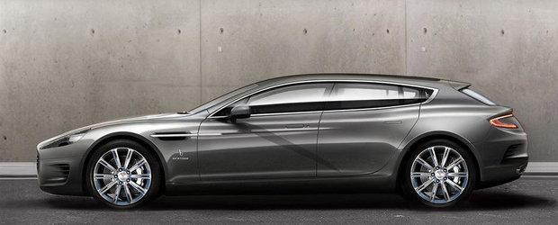 Aston Martin Jet 2+2, in premiera mondiala la Geneva Motor Show