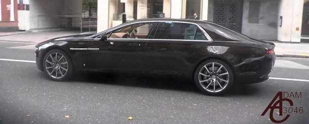 Aston Martin Lagonda Taraf: Cum arata in realitate cel mai scump sedan al planetei?