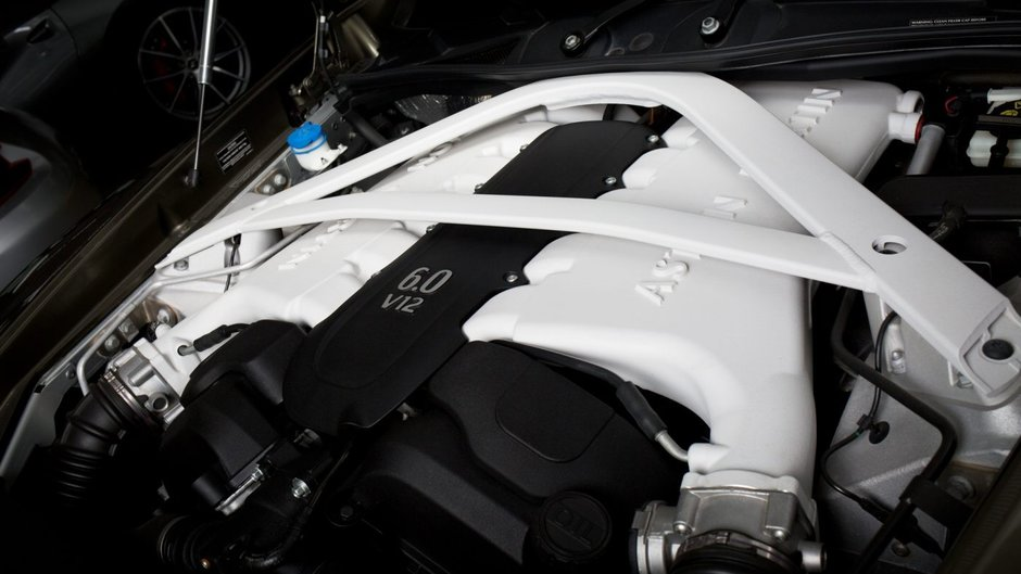 Aston Martin Lagonda Taraf de vanzare