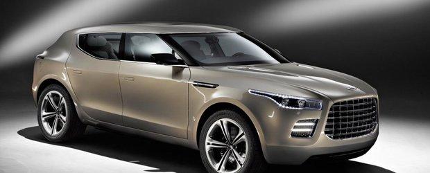 Aston Martin nu renunta la ideea de a lansa un crossover