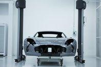 Aston Martin One-77 - Arta in miscare