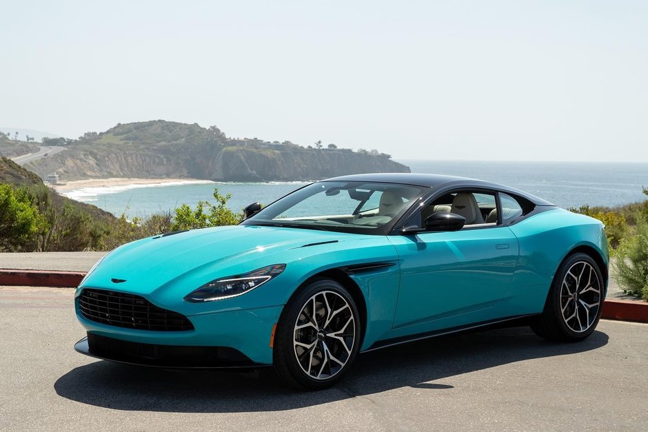 Aston Martin Pastel Collection