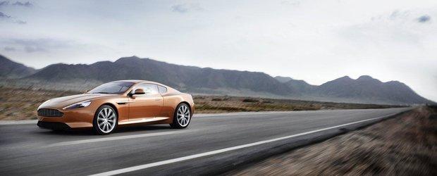 Aston Martin renunta la modelul Virage