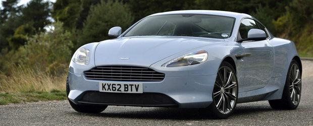 Aston Martin se pregateste sa intre in ofensiva pe segmentul sport
