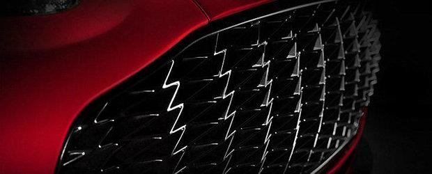 Aston Martin V12 Zagato - De la concept la... piesa de colectie