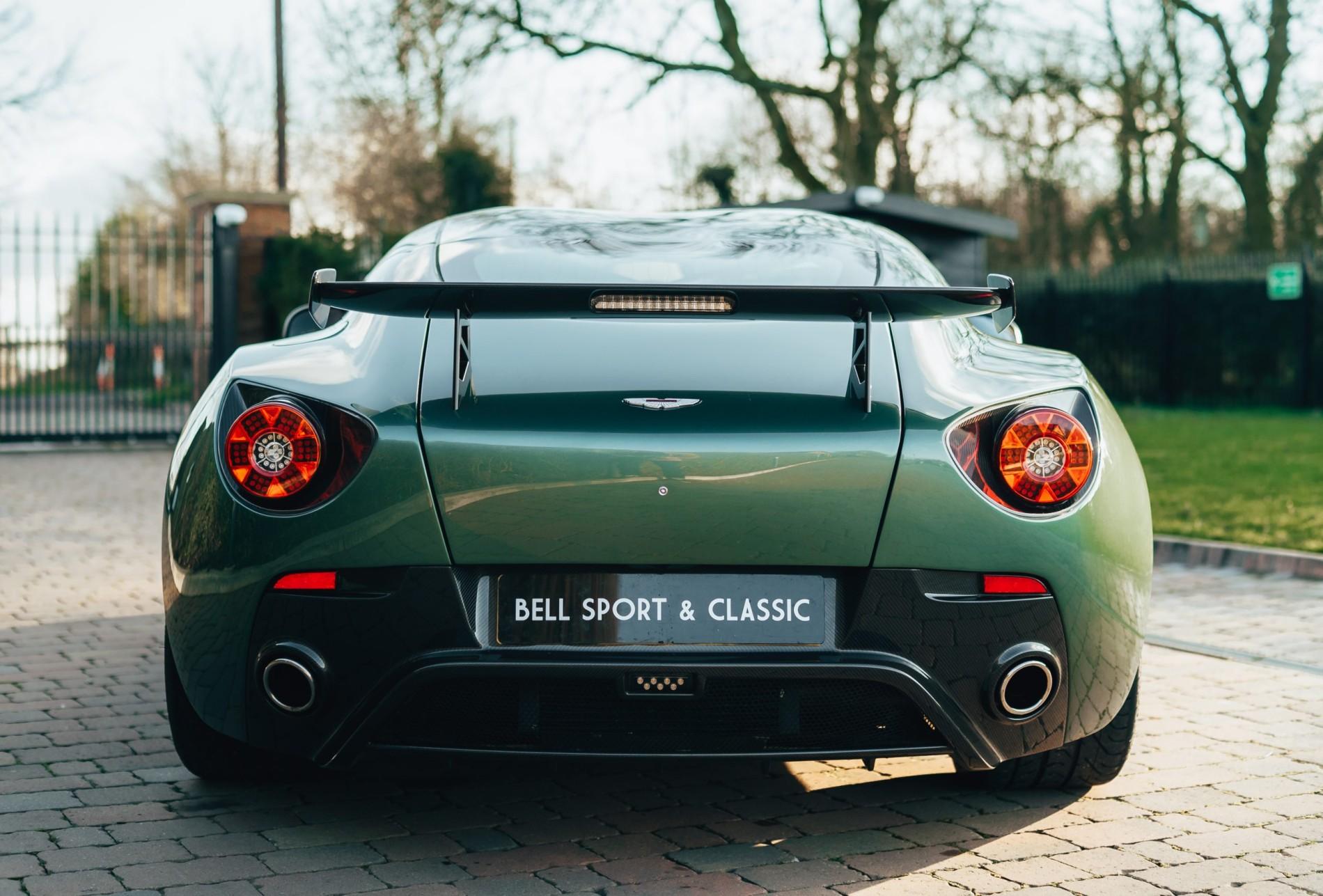 Aston Martin V12 Zagato de vanzare - Aston Martin V12 Zagato de vanzare