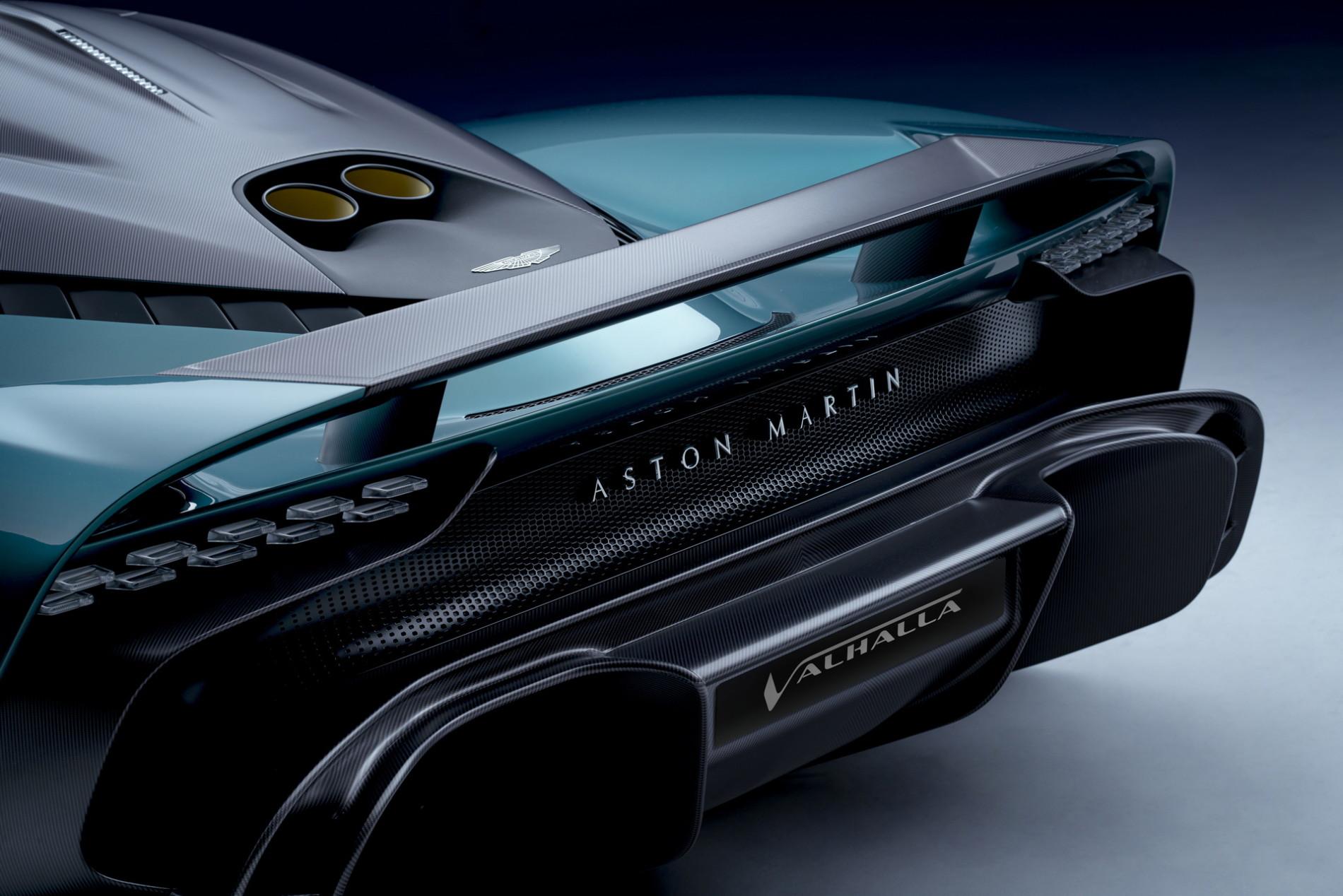 Aston Martin Valhalla - Aston Martin Valhalla