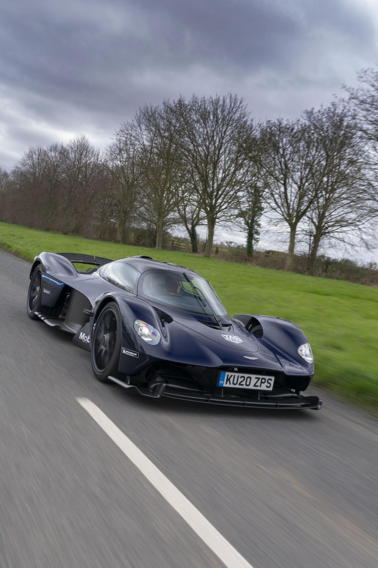 Aston Martin Valkyrie - Aston Martin Valkyrie
