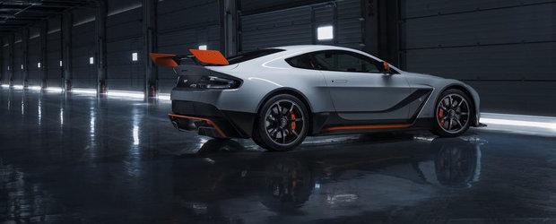 Aston Martin Vantage GT3 e definitia masinii de curse pentru strada
